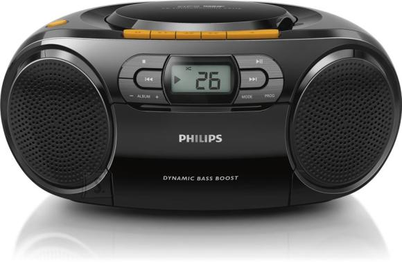Philips MP-3-CD, kassettmakk