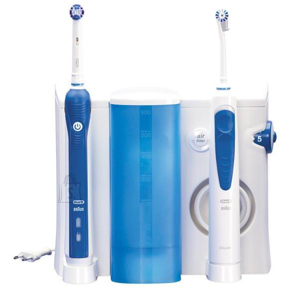 Braun suuhoolduskeskuse komplekt OxyJet 3000