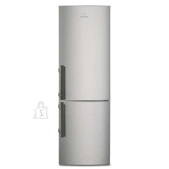 Electrolux külmik A++ 175 cm Inox