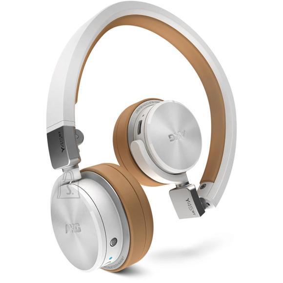 AKG Acoustics Y45 juhtmevabad kõrvaklapid
