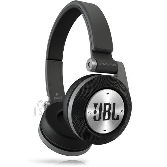 JBL E40BT juhtmevabad kõrvaklapid