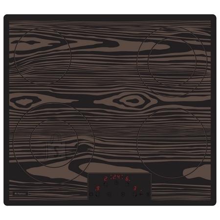 Hansa integreeritav keraamiline pliidiplaat BHC63501
