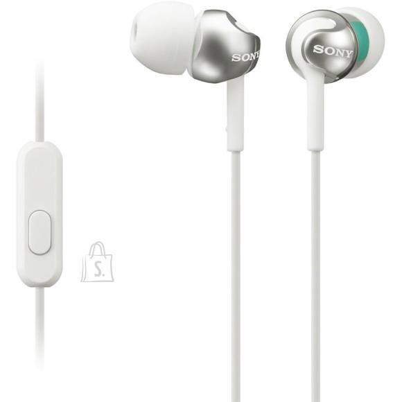 Sony MDR-EX110AP kõrvasisesed kõrvaklapid