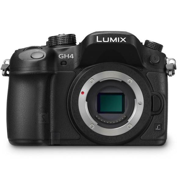 Panasonic hübriidkaamera GH4 & 12-35 mm objektiiv