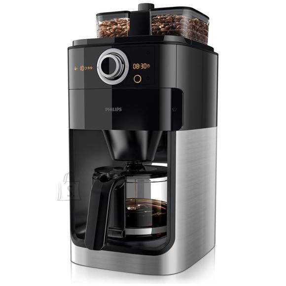 Philips filterkohvimasin Grind & Brew veskiga