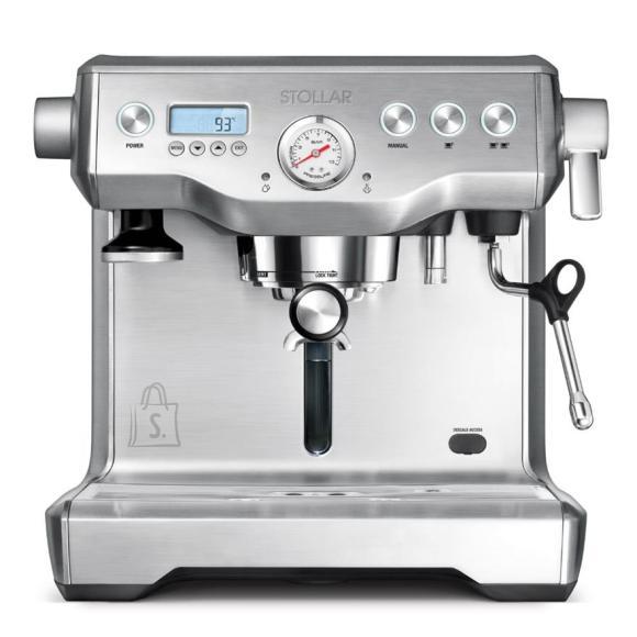 Stollar poolautomaatne espressomasin Dual Boiler