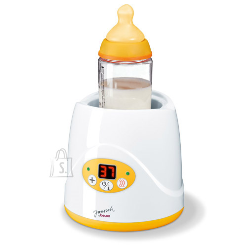 Beurer JBY52 lutipudeli ja beebi toidu soojendaja