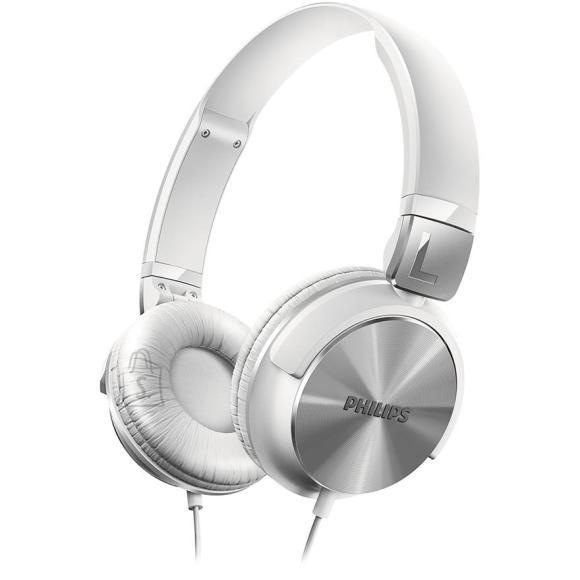 Philips SHL3160WT DJ-stiilis kõrvaklapid