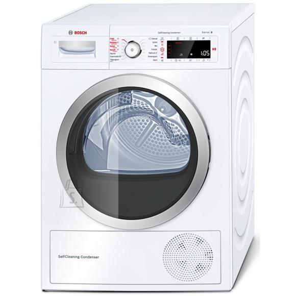 Bosch WTW855R9SN eestlaetav pesukuivati