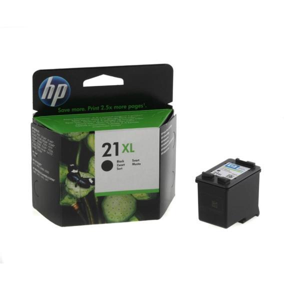 HP tindikassett Nr 21XL