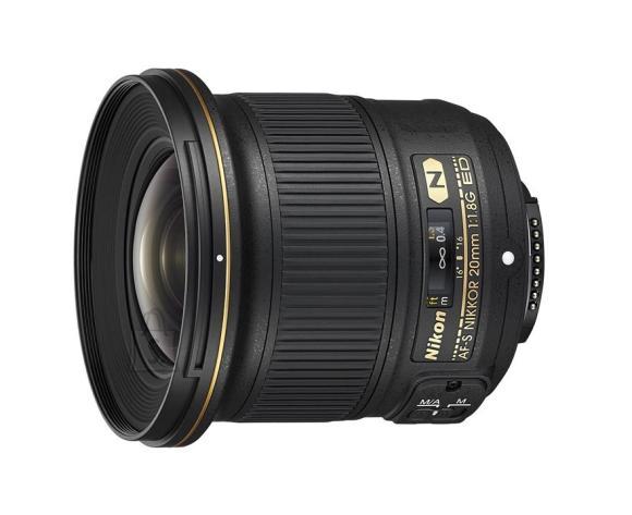 Nikon objektiiv Nikkor 20mm f/1.8G ED