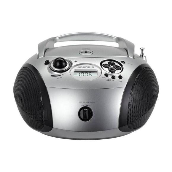 Grundig magnetoola RCD 1445 CD MP3 & USB