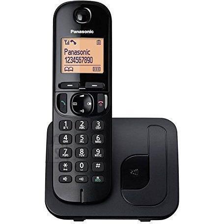 Panasonic juhtmeta lauatelefon KX-TGC210FX