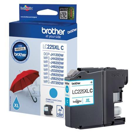 Brother LC-225XL tindikassett