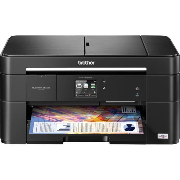 Brother multifunktsionaalne värvi-tindiprinter MFC-J5320DW