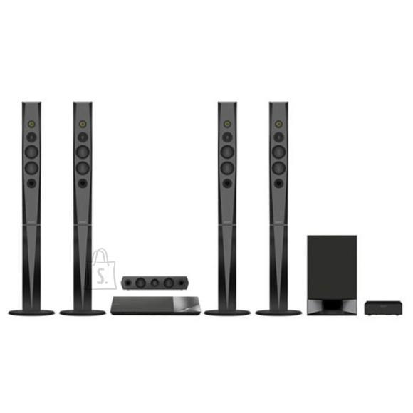 Sony 5.1 3D Blu-Ray kodukinosüsteem