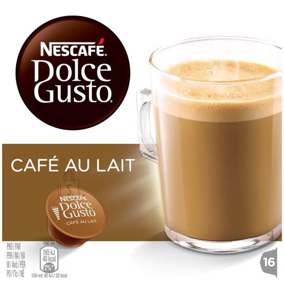 Nestle kohvikapslid Nescafe Dolce Gusto Café Au Lait