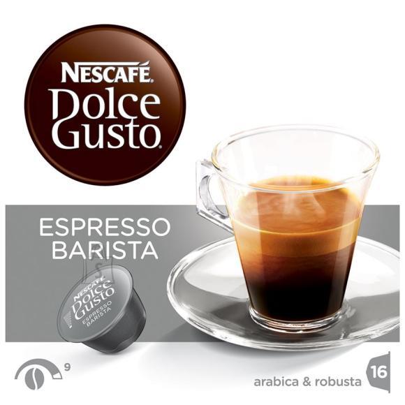 kohvikapslid Dolce Gusto Barista