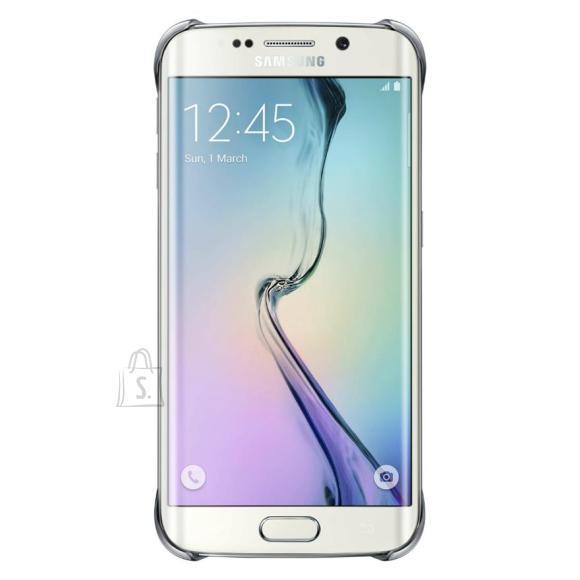 Samsung Galaxy S6 Edge Clear mobiiliümbris