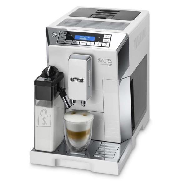 DeLonghi espressomasin Eletta Cappucino TOP