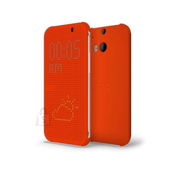 HTC One M8 Dot View ümbris