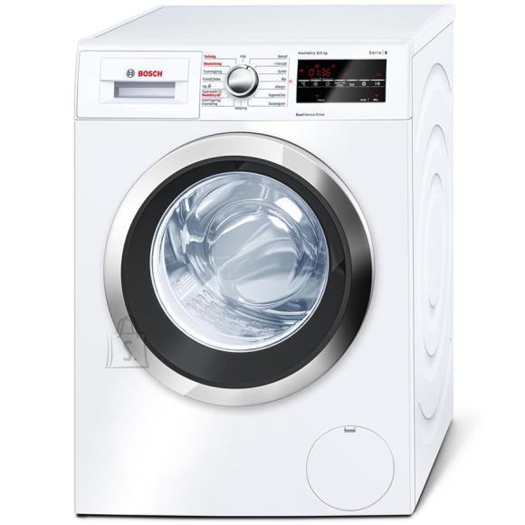 Bosch pesumasin-kuivati 1500 p/min