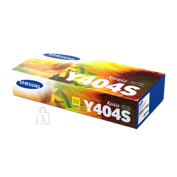 Samsung tooner CLT-C404S kollane