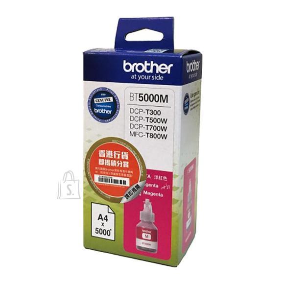 Brother Tindimahuti täitepudel BT5000M, Brother / magneta