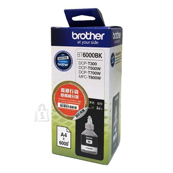 Brother Tindimahuti täitepudel BT6000BK, Brother / must