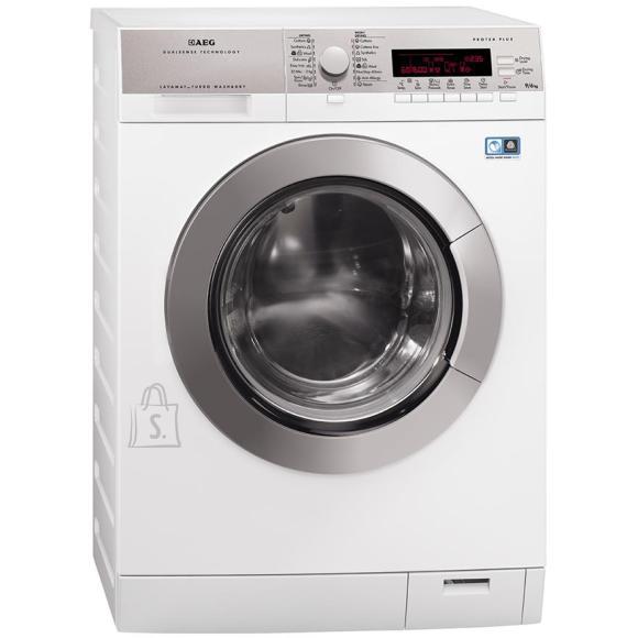 AEG eestlaetav pesumasin-kuivati 1600 p/min