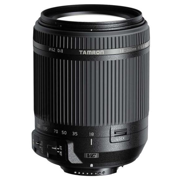 Tamron objektiiv AF 18-200mm F3,5-6,3 Di II VC Canon
