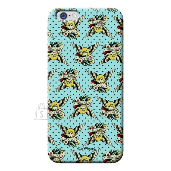 Ed Hardy iPhone 6/6S tagumine kate Angel
