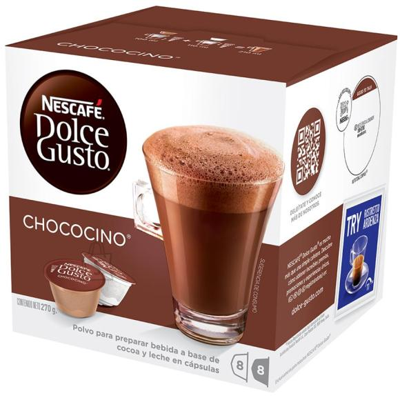 Nestle kakaokapslid Nescafe Dolce Gusto Chococino