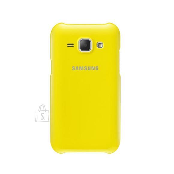 Samsung kollane Galaxy J1 ümbris