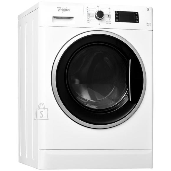 Whirlpool kuivatiga pesumasin 1600 p/min