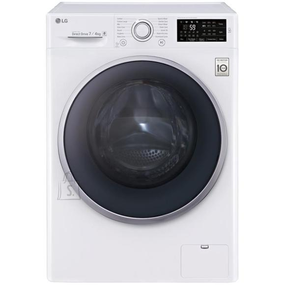 LG pesumasin-kuivati 1200 p/min