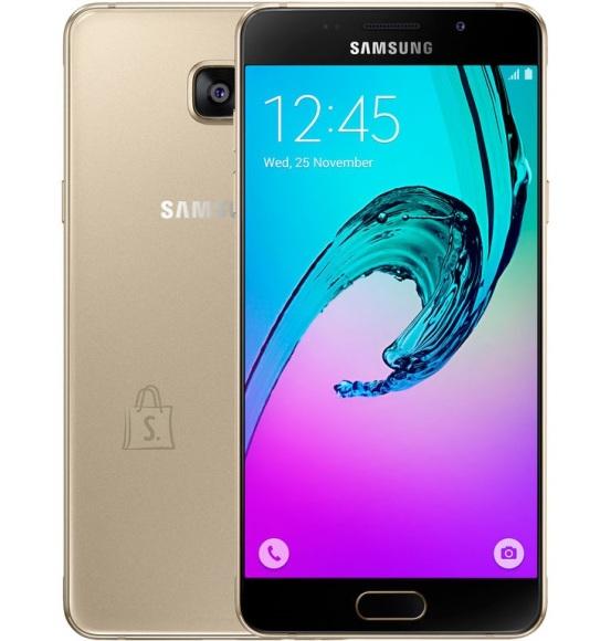 Samsung nutitelefon Galaxy A3 (2016 mudel) kuldne