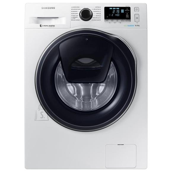 Samsung pesumasin Ecobubble™ Add Wash 1400 p/min