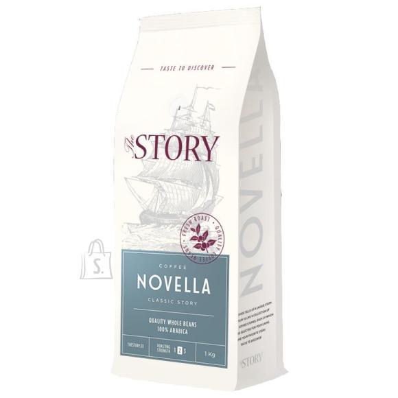 The Story kohviuba Novella 1kg