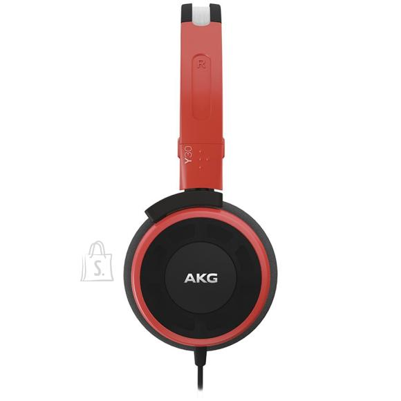 AKG kõrvaklapid Y30U, punane
