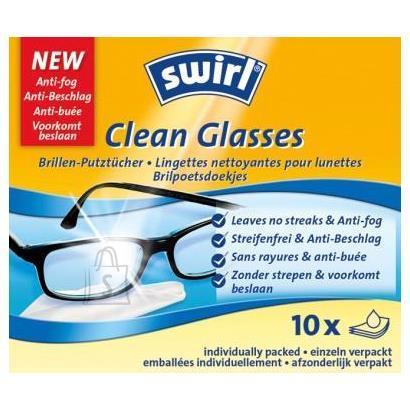 Melitta prillipuhastuse salvrätikud ühekordsed 10 tk