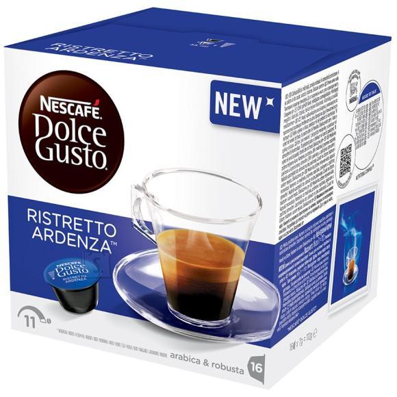 kohvikapslid Nescafe Dolce Gusto Ristretto Ardenza