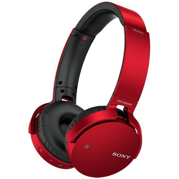 Sony juhtmevabad kõrvaklapid MDR-XB650BT