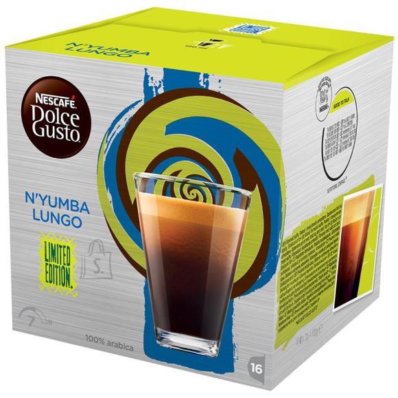 Nestle kohvikapslid Nescafe Dolce Gusto N'YUMBA Lungo