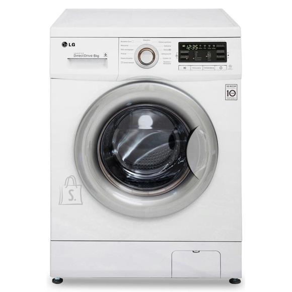 LG eestlaetav pesumasin 1200 p/min
