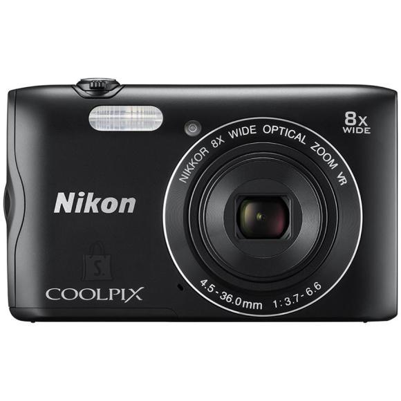 Nikon fotokaamera COOLPIX A300
