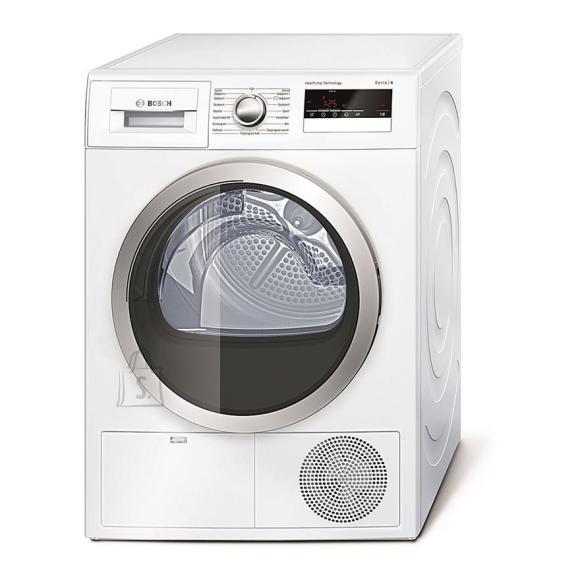 Bosch eestlaetav pesukuivati 8kg A++