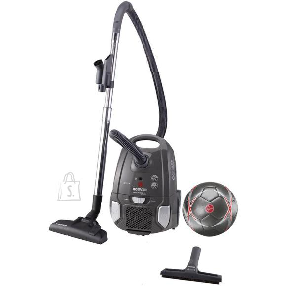 Hoover tolmuimeja Thunder Space + jalgpall