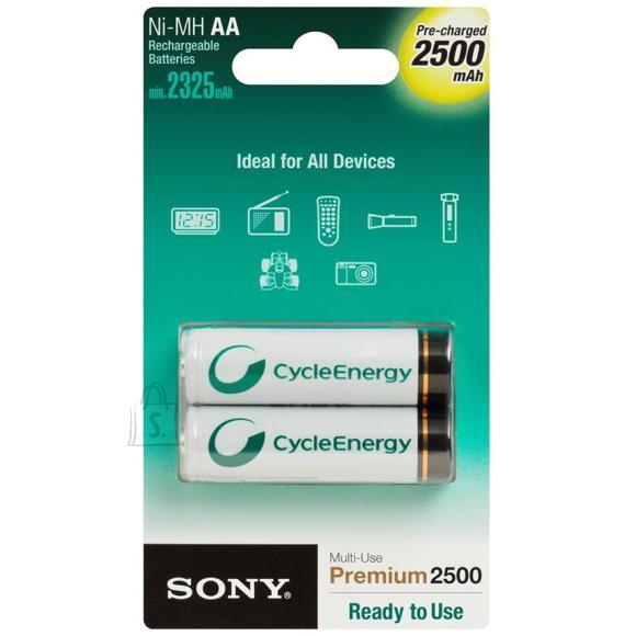 Sony 2 x AA akupatareid