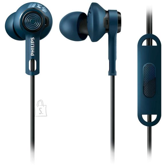 Philips kõrvaklapid SHQ2405BL
